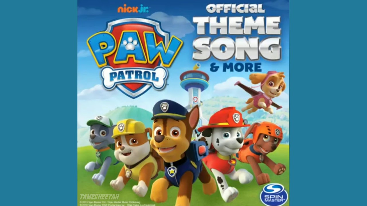 paw patrol friendship song  youtube