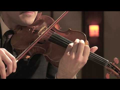Dvorak Sonatina - 2nd mvt - Arnaud Sussmann - Michael Brown