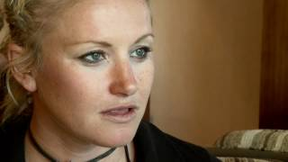 2012 Abu Dhabi International Triathlon Interview with Jodie Swallow pre race