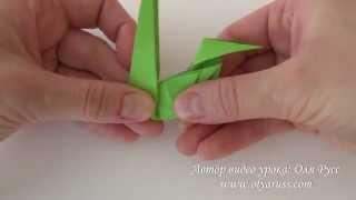 Как сделать Дракона из бумаги | Поделки оригами