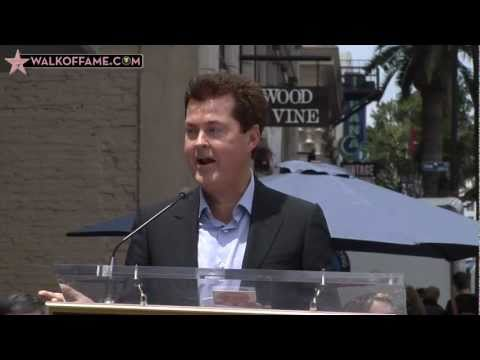 SIMON FULLER HONORED WITH HOLLYWOOD WALK OF FAME STAR
