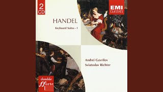 Suite No. 1 in A Major, HWV 426: IV. Gigue (Presto)