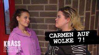 Carmen schwebt auf Wolke 7! #62 | Krass Schule
