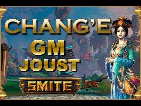 SMITE! Chang'e, De OP va la cosa! GM Joust #68