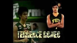 Terrence Romeo UAAP 75 Highlights