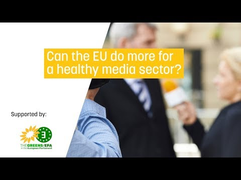 Can the EU do more for  a healthy media sector?