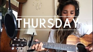 Ria Ritchie - Jess Glynne - Thursday - Acoustic Cover Video