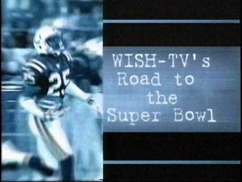 2004 - Promo for Indianapolis Colts Super Bowl Run