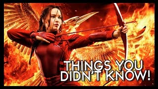 7 MORE Things You (Probably) Didn't Know About The Hunger Games!
