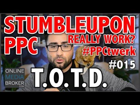 StumbleUpon Money Making Method Internet Marketing TOTD #015