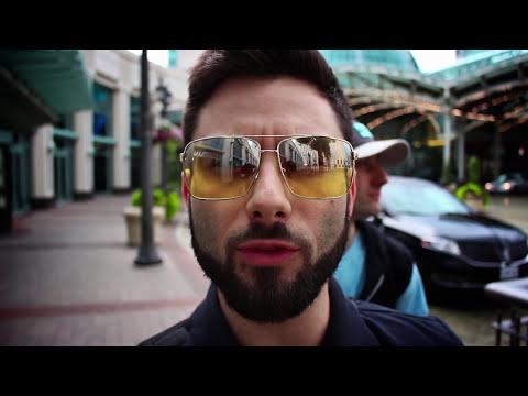 $1100 BLUFF or MASSIVE Laydown!!! | 5/10NL Hold'Em - Fallsview Canada | Poker Vlog #9