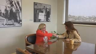 Randa Coniglio | CEO, Port of San Diego | Athena's Blueprint for Success