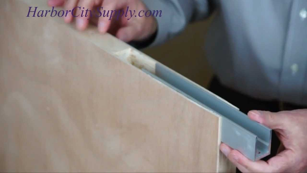 Hawa Junior 120 B Sliding Wood Door Fitting 264 Lbs Max