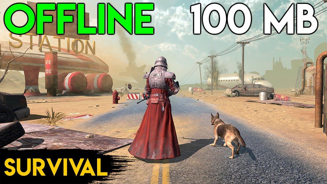 Baru ! Game Survival OFFLINE Di Android (Cuma 100 Mb)