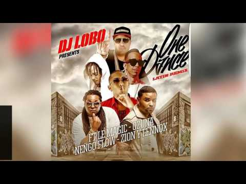 One Dance Remix – Ozuna Ft Ñengo Flow y Zion Y Lennox – Letra – Video Liryc 2016