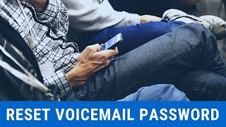 How to reset Voicemail Password on iPhone