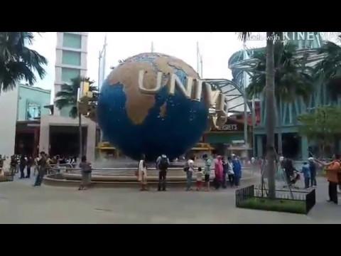 Universal studio(da globe)