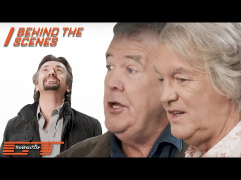 Finish The Sentence | The Grand Tour