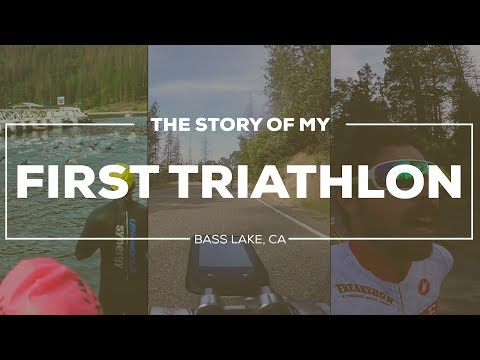 What Happened In My First Ever Triathlon