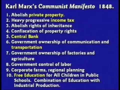 critique of the communist manifesto essay