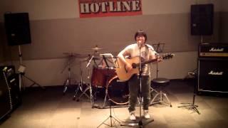 「白石菜津絵」 HOTLINE2014 島村楽器ラゾーナ川崎店 店予選動画