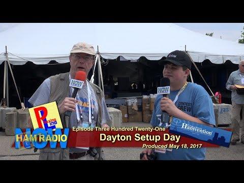 HRN 321: Dayton Setup Day