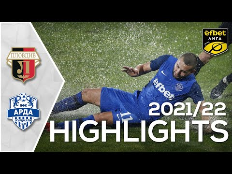 Lok. Plovdiv Arda Goals And Highlights