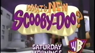 What's New, Scooby-Doo? (2003) Promo 2 (VHS Capture)