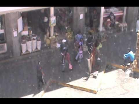 Robos en el sector de la Marín en Quito