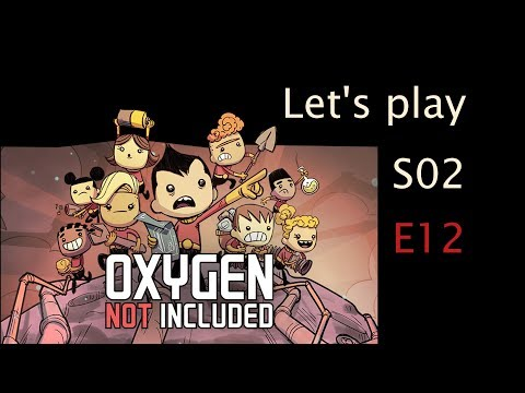Oxygen not included : s2e12 : Pénurie de gaz naturel - Let's play FR