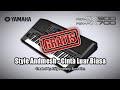 Style Keyboard Yamaha (Gratis) Andmesh - Cinta Luar Biasa