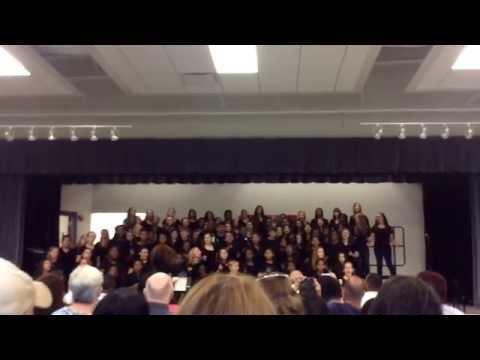 Aaron Cohen Middle School Spring concert 2014 Part 3