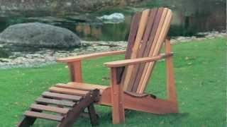 Wood Country Adironadack Chairs