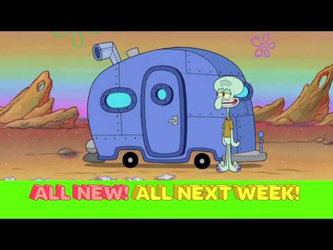 SpongeBob SquarePants - 'New Episodes' Promo - USA (Jul. 2016)