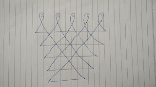 How to Draw Saraswati Yantra -Symbol