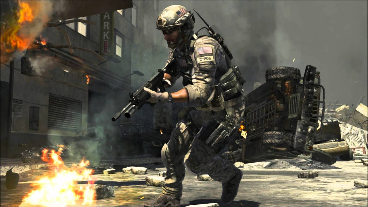 Call Of Duty Modern Warfare 3 Wallpapers HD