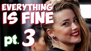 Amber Heard Finally Disables Her Instagram Comments Due To Mobs Of Angry Depp Fans! One Last Look..