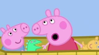 Peppa Pig The Balloon Ride 25 Episode 2 Season Hd Youtube