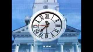 СТВ. Часы, заставка новостей, прогноз погоды. 19.11.2011