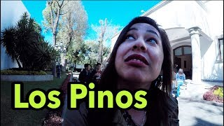 Fui a Los Pinos y esto pasó - QUEFISHTV