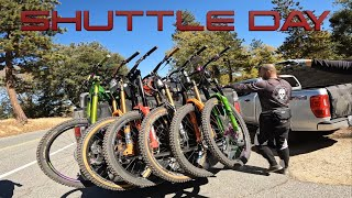 Wreckless Riders and RĄD Bikes Shuttle Day / Did I ride my cracked frame again? Oct 19, 2021