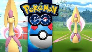 Cresselia ist zurück, Chance auf Shiny | Pokémon GO Deutsch #1021