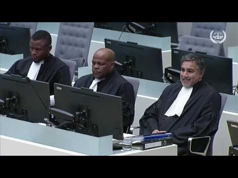 ICC-International Criminal Court Hearing on the Case of Prosecutor vs Omar Al-Bashir, Presidentof Su