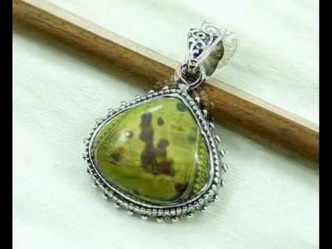 India's Best Gemstone Silver Jewelry Top 35 Designs - Sizzling Silver