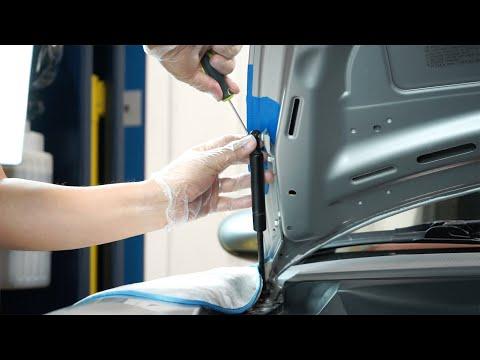 PCA Spotlight: Replace worn hood struts on Porsche 986/996