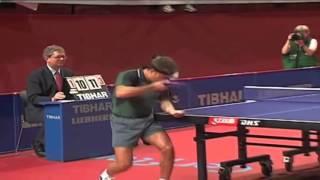 kalinikos kreanga the beast of backhand table tennis