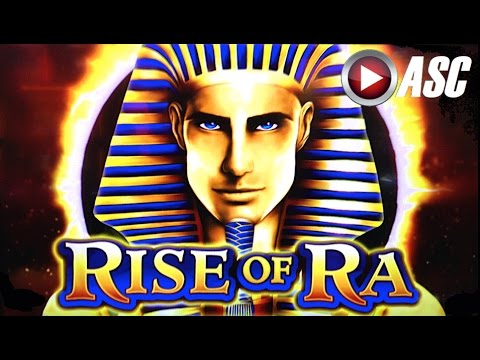Rise Of Ra Slot Machine