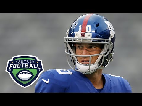 Can Manning turn fantasy numbers around for Giants? | Fantasy Focus | ESPN