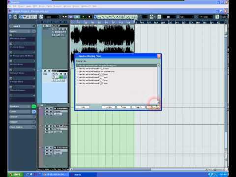 Hướng dẫn mix nhạc bằng Nuendo 4