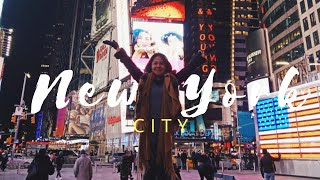 I LIKE ME BETTER (NYC travel video)